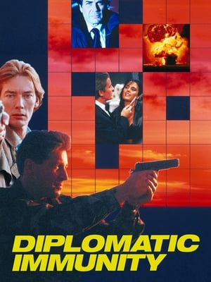 Diplomatic Immunity-Billy Drago