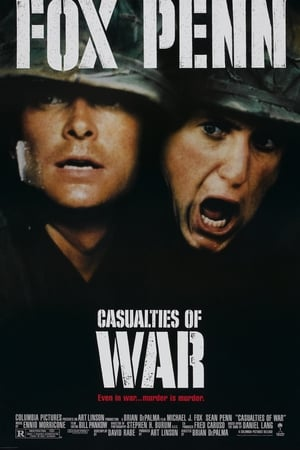 Casualties Of War (1989) is one of the best movies like Full Metal Jacket (1987)