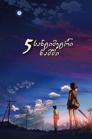 秒速5センチメートル (2007)