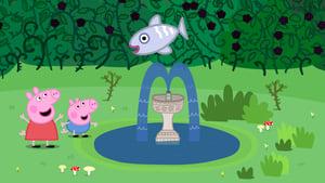 El estanque de los peces