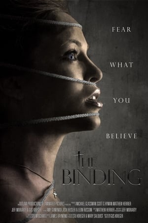 The Binding-Katie Parker