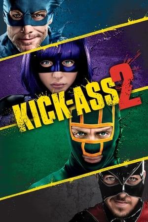 Kick-Ass 2 - Poster