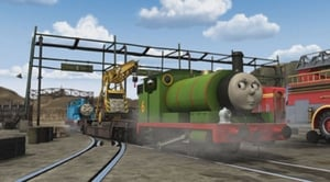 Thomas & Friends Season 0 :Episode 49  Day of the Diesels
