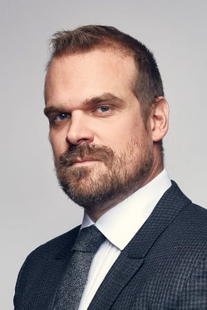 David Harbour isJim Hopper