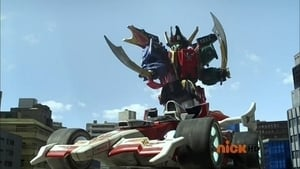 Power Rangers Super Megaforce: 21×14