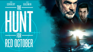 poster The Hunt for Red October
