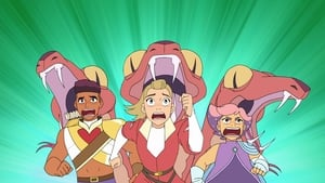 She-Ra and the Princesses of Power – T03E02 – Huntara [Sub. Español]