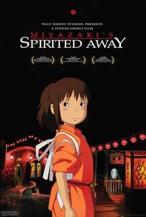 poster Spirited Away