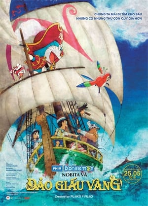 Doraemon the Movie: Nobita's Treasure Island streaming