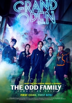 The Odd Family: Zombie On Sale (2019)