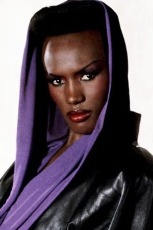 Grace Jones isMay Day