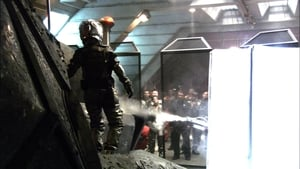 BattleStar Galactica: Le passage