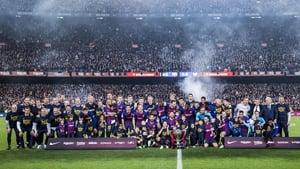 Matchday: Inside FC Barcelona (2019)