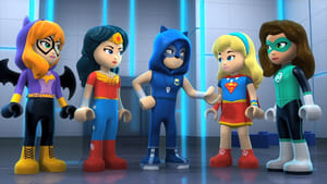 LEGO DC Super Hero Girls: Super-Villain High Streaming HD
