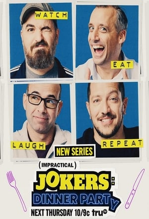 Image Impractical Jokers: Dinner Party