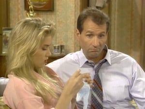 Married with Children S05E02 – Al… with Kelly poster