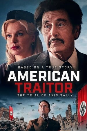 poster American Traitor: The Trial of Axis Sally