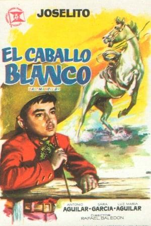 Poster El caballo blanco (1962)