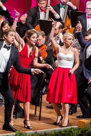 New York Philharmonic New Year's Eve: Bernstein on Broadway-Annaleigh Ashford