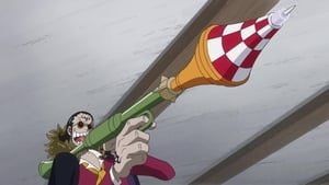 One Piece Season 19 :Episode 829  Luffy Engages in a Secret Maneuver! The Wedding Full of Conspiracies Starts Soon!