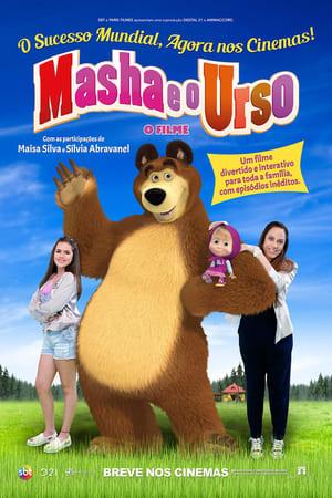 Masha e o Urso: O Filme Torrent, Download, movie, filme, poster
