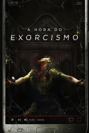 A Hora do Exorcismo - Poster