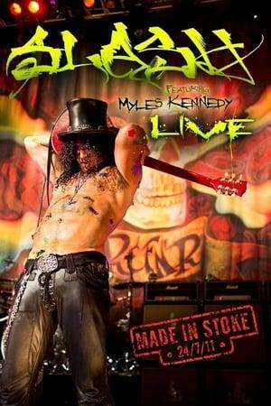 Slash: Made in Stoke 24/7/11 streaming