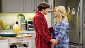 Episodio HD Online The Big Bang Theory Temporada 9 E16 	La reacción positivo-negativa