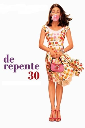 De Repente 30 Torrent, Download, movie, filme, poster