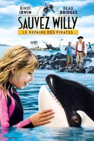 Sauvez Willy 4 - Le repaire des pirates