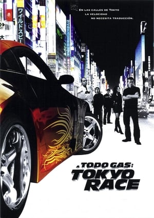 poster The Fast and the Furious: Tokyo Drift
