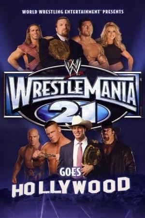 WWE WrestleMania 21-Dave Bautista