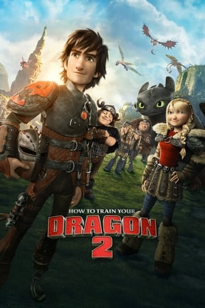 Image How to Train Your Dragon 2