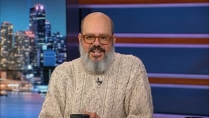 The Daily Show with Trevor Noah Season 21 : David Cross