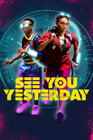 Poster See You Yesterday (2019)