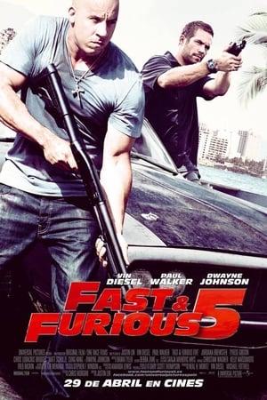 VER Rapidos y Furiosos 5in Control (2011) Online Gratis HD
