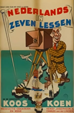 Dutch in Seven Lessons poster
