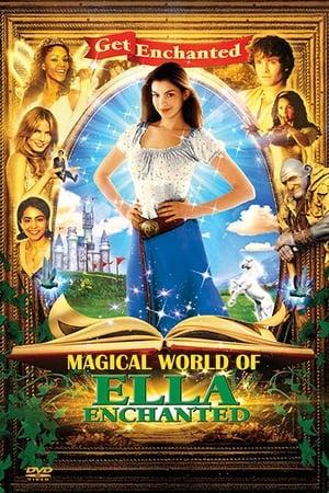 The Magical World of Ella Enchanted-Hugh Dancy