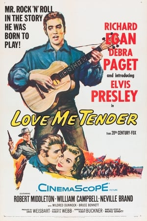 Love Tender 1956 Full Movie Subtitle Indonesia