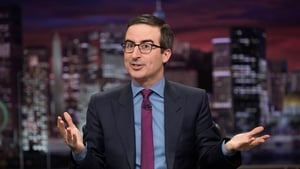 Last Week Tonight with John Oliver: 2×34