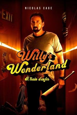 poster Willy's Wonderland