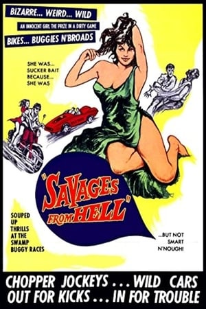 Savages from Hell (1968)
