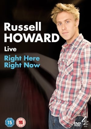 Russell Howard: Right Here Right Now-Azwaad Movie Database
