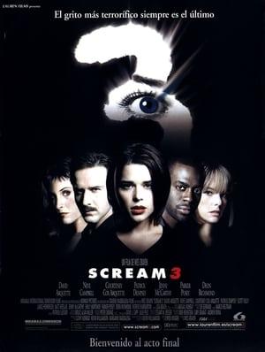 Ver Scream 3 (2000) Online
