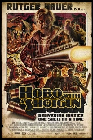 Hobo With A Shotgun (2011) is one of the best movies like Lucky Number Slevin (2006)