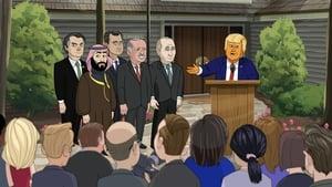 Prezydent z kreskówki: Sezon 3 Odcinek 8