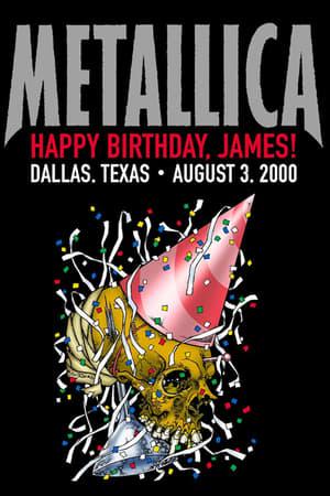 Metallica: Live in Dallas, Texas - August 3, 2000