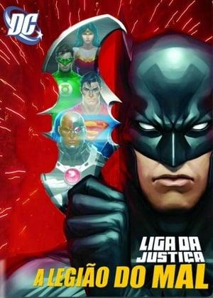 Liga da Justiça – A Legião do Mal (2012) BluRay 1080p Dublado Torrent Download