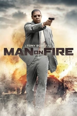 poster Man on Fire