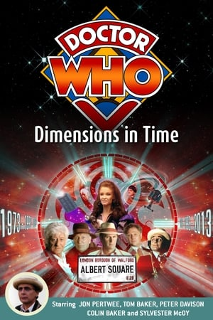 Image Doctor Who: Dimensions in Time